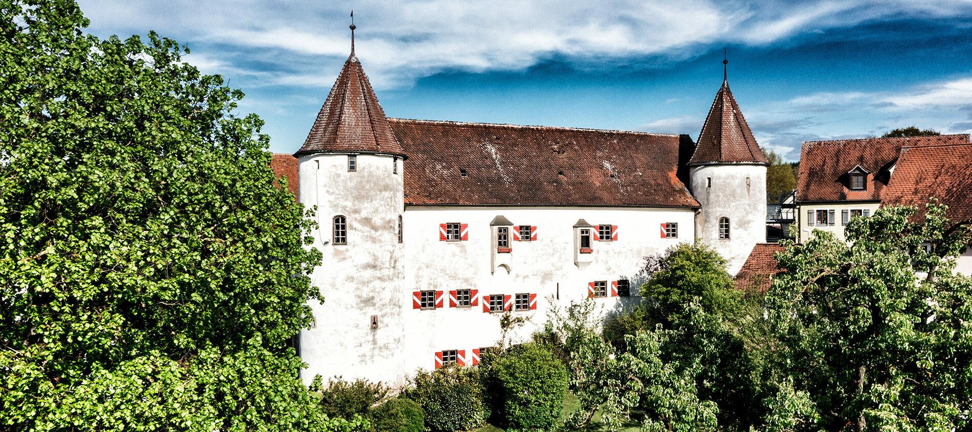 Tagungen im Schloss Eysölden